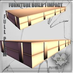 Mesh Furniture Build Full perm 1 impact