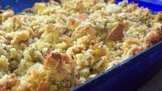 CornbreadDressing 1024x577 Recipe of the Week: Southern Cornbread Dressing