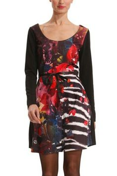 Desigual Liana 38V2100 Dress
