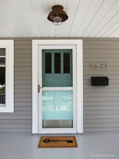 Shore Society: Home Series: Before & After | Outdoor