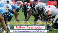 Titans vs Houston Live: It's Game preview free access offer