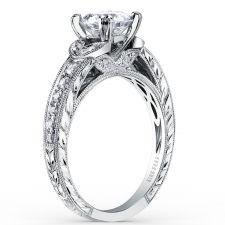 Kirk Kara Dahlia Engagement Ring  K1350DC-R