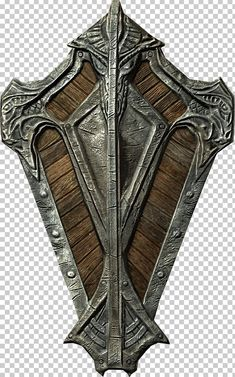The Imperial Shield is a piece of heavy armor and part of the Imperial Armor set found in The Elder Scrolls V: Skyrim. Imperial Shields typically cannot be found as random loot or sold by merchants, though it can be found in certain locations. Fantasy Armor, Fantasy Weapons, Medieval Fantasy, Weapon Concept Art, Armor Concept, Knight Shield, Elder Scrolls V Skyrim, Cosplay Weapons, Zombie Weapons