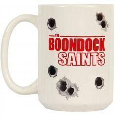Boondock Saints Prayer Coffee Mug