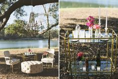 A Southern Styled Shoot at the Sewee Preserve
