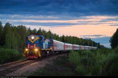 RailPictures.Net Photo: Russian Railways TEM2 at Sarov, Nizhny Novgorod region, Russia by Ilya Semyonoff