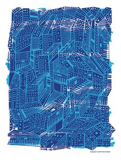 MOOG Blue Synthesizer Art Print