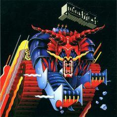 Judas Priest Album Covers   Judas Priest Defenders Of The Faith (ogv) [vinyl] Album Cover, Judas ...