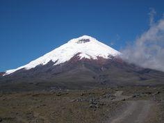 Cotapaxi - the perfect volcano.
