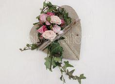 ecco un semplice cadeaux floreale ma di gran effetto!