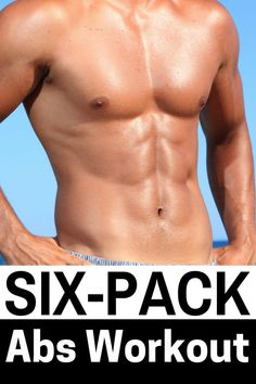 Try these six-pack abs workout and get your toned tummy. Fitness Tips For Men, Fitness Workout For Women, Health And Fitness Tips, Fitness Workouts, Running Training Programs, Running Tips, Workout Routines For Beginners, Workouts For Teens, Six Pack Abs Workout