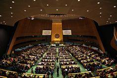A toi l'honneur !: Mais que s'est-il donc passé à l'ONU hier ?