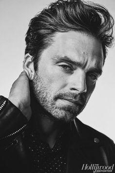 Sebastian Stan for the Hollywood Reporter at TIFF 2017