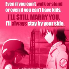 Hinata- Angel Beats! I cried harder in this part than any other anime..
