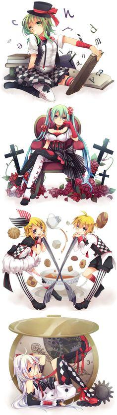 Vocaloid/#1799068 - Zerochan