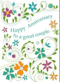 Love Sending This Anniversary Card To A Great Couple What Wonderful Feeling I Get Inside When Send Kindness Out Into The World Is Real Not