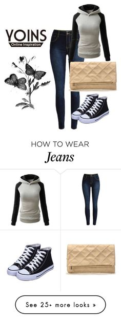 """YOINS III-6"" by hanifasemic on Polyvore featuring yoins"