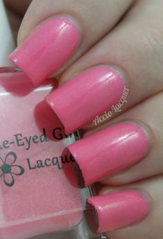 Blue-Eyed Girl Lacquer- Deepest Inquisitions