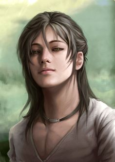 Deviant Art. Androgynous and hot! Nice guy