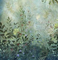 Wall mural stencils at great prices! Large collection of fresco mural stencils. Create a mural using our elegant stencil kits. Mural stencils, fresco stencils, floral stencils, bird stencils, tree stencils and more! Cutting Edge Stencils, Fresco, Showroom Design, Woodland Plants, Little Princess, Bar Design, Ground Cover Plants, Free Stencils, Stencil Patterns