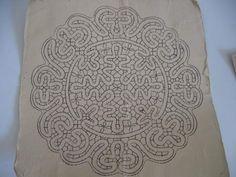 Cartine disegno per pizzo al tombolo antiche a Genova - Kijiji