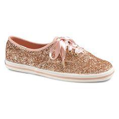 Champion Glitter Shoes - Kate Spade