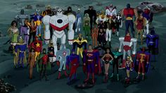 A Look at 'Justice League Unlimited' – Part One