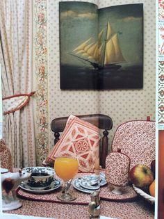 Laura Ashley 1983 Home Decoration