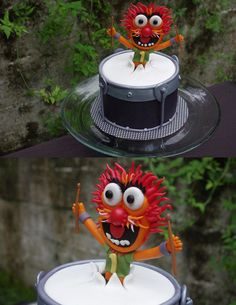 Animal Cake - Cake by Mandy