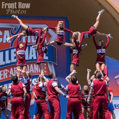 Yep, this looks like fun! REPIN if you agree! Have a great day . For tons of cheerleading info, check out CheerleadingInfoCenter.com