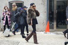 Outfit Inspo: #NYFW Street Style Round Two