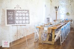 The Old Barn can be transformed into a beautiful venue. See more information about it here: http://www.northdevonwedding.com/old-barn.ashx