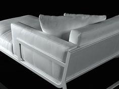 Gandia Blasco Flat sofa modular 2 3d model | Mario  Ruiz