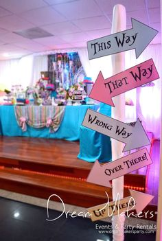 Alice in Wonderland Quinceañera Party Ideas   Photo 19 of 40   Catch My Party