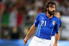 Italy's Pirlo