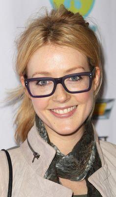 Gallery 3: Our Favorite Black Frame Eyeglasses: Jennifer Finnigan