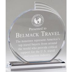 Our Circle Flair Acrylic Award features a clear circle acrylic piece for engraving with a flair design around the edges, all mounted on a clear acrylic base. This acrylic award is in size, weighs lbs & includes free engraving! Acrylic Trophy, Acrylic Awards, Travel And Tourism, Clear Acrylic, Different Colors, Base, Design