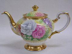 Okura Sueen Garden Teapot
