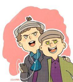 Sherlock - Funny.