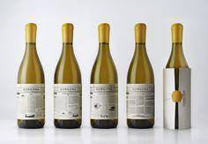 bottiglie-vino-gorgona-frescobaldi by Doni & Associati - Firenze - Italy
