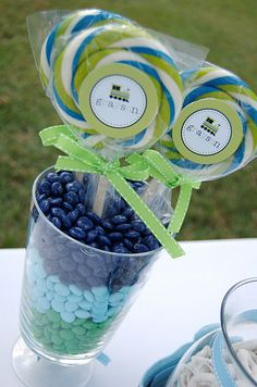 Kids bday party treat idea