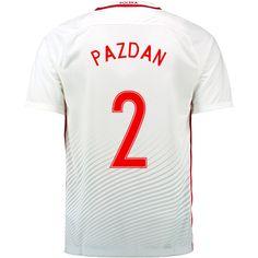 a1ccaff5e Arkadiusz Milik 7 2018 FIFA World Cup Poland Home Soccer Jersey ...