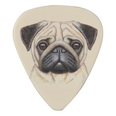 Lines on a face for a for detail is very important for my picture because pugs are known for their wrinkles. Mops Tattoo, Funny Dogs, Cute Dogs, Animals And Pets, Cute Animals, Pug Tattoo, Pug Art, Dog Boutique, Pug Puppies