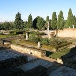 Roman ruins outside of Sevilla...Italica