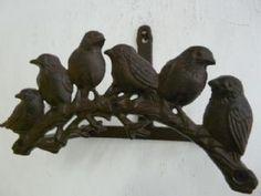 Six Birds Hose Holder for a Garden Hose Garden Hose Storage, Garden Hose Holder, Water Garden, Garden Pots, Garden Ideas, Yard Drainage, Water Collection, Outdoor Living, Outdoor Decor
