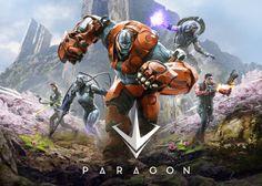 Paragon game