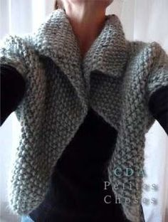Great sweater but the link takes you to a French language blog and not the actual pattern.