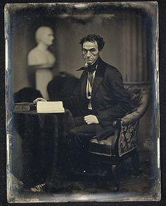 Rufus Choate  Albert Sands Southworth  (American, West Fairlee, Vermont 1811–1894 Charlestown, Massachusetts)