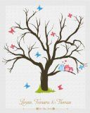 #Fingerabdruck #Baum #Wedding #Hochzeit #Geschenk
