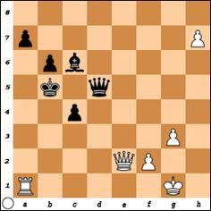 White mates in 3. Joseph Blackburne vs Valentine Green, London, 1862 www.chess-and-strategy.com #echecs #chess